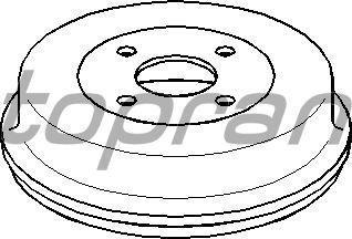 bębny hamulcowe HP - 229mm - kombi / 2,0