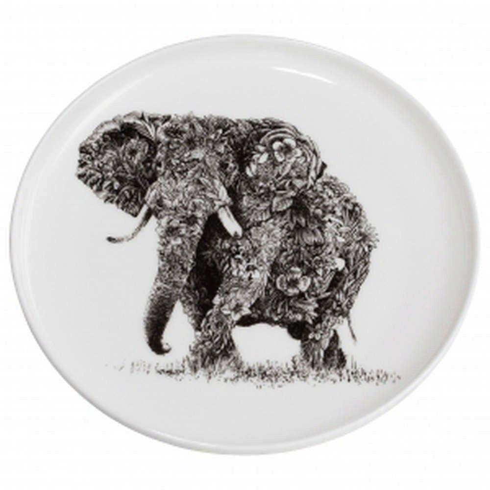 Maxwell & williams - marini ferlazzo - talerz, słoń afrykański