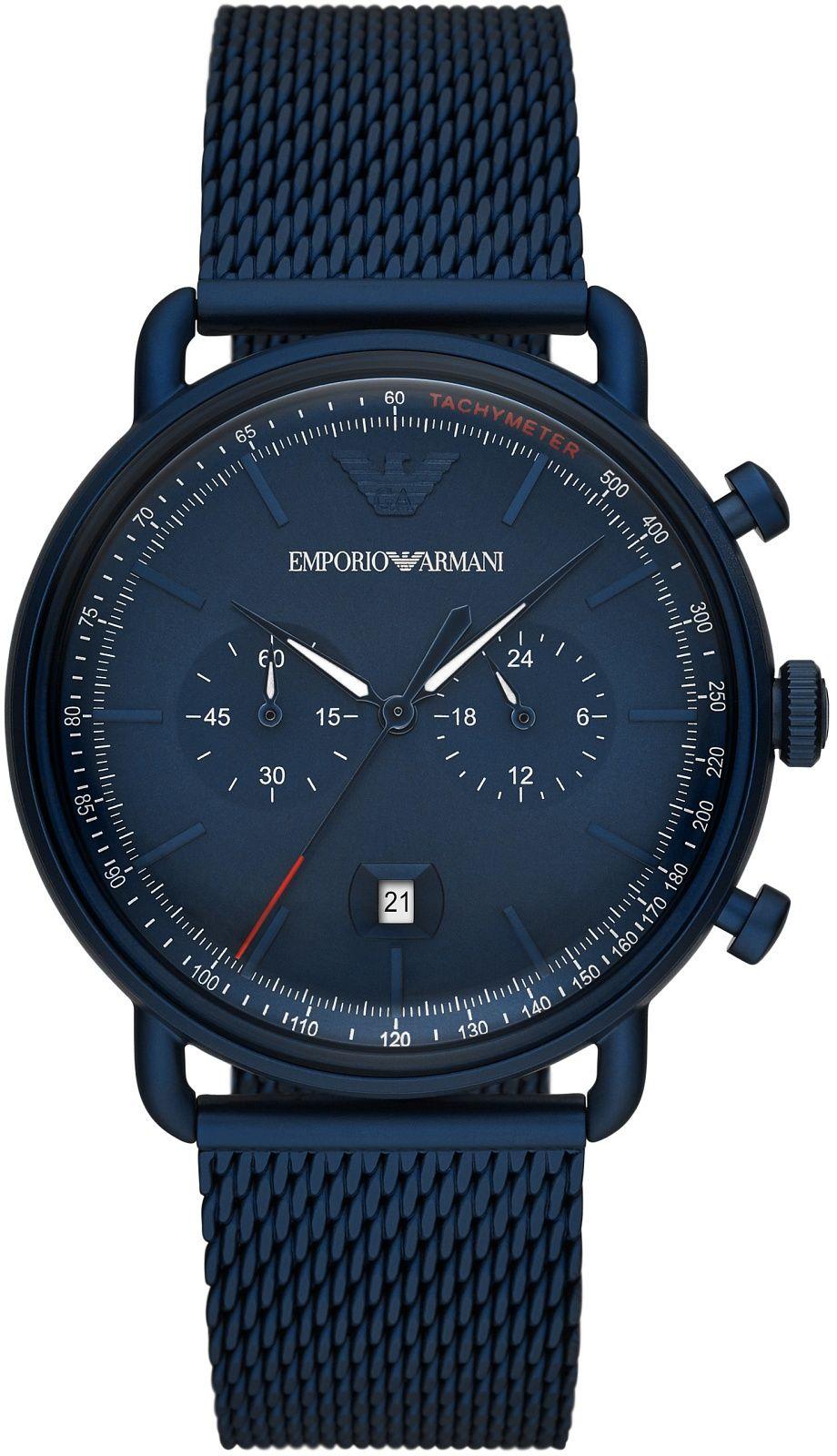 Zegarek Emporio Armani AR11289 > Wysyłka tego samego dnia Grawer 0zł Darmowa dostawa Kurierem/Inpost Darmowy zwrot przez 100 DNI
