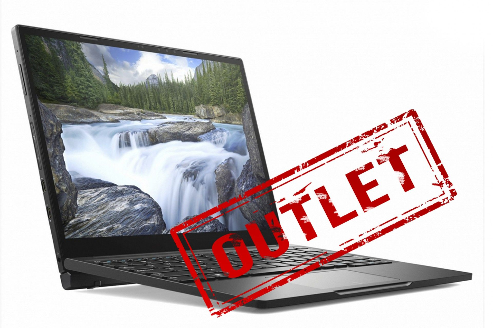 OUTLET Dell Latitude 7285 2 w 1  8GB i5