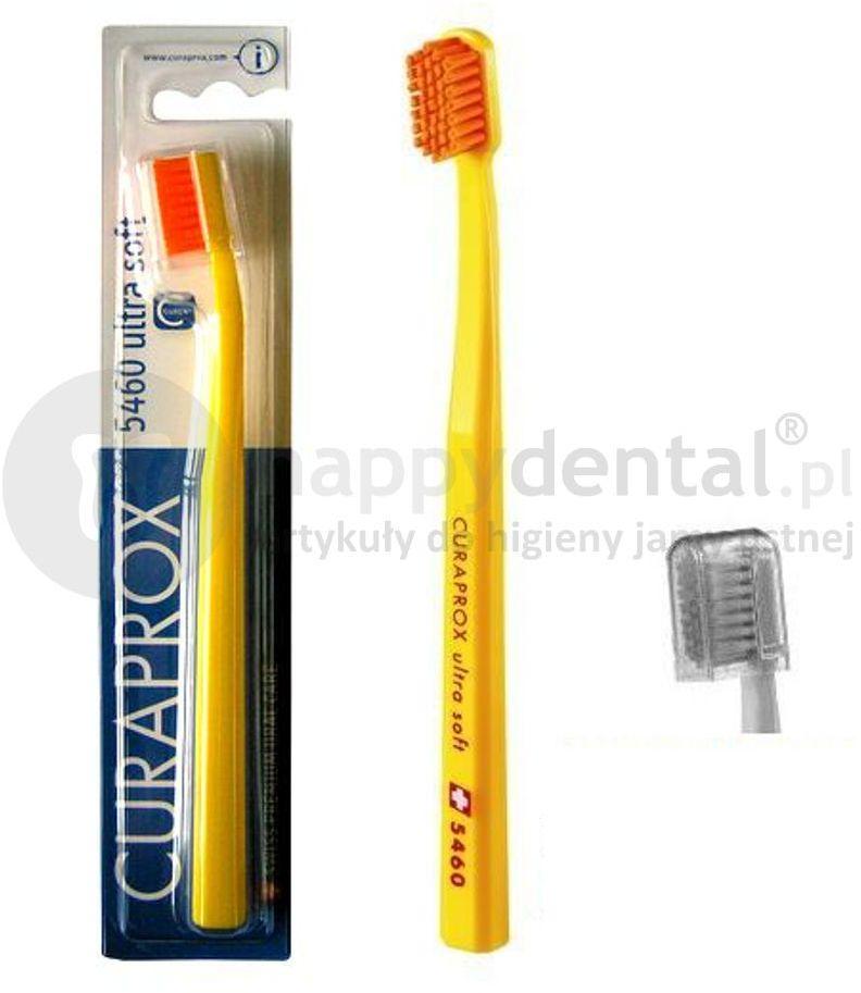 CURAPROX CS 5460 BLISTER Ultra Soft - wyjątkowa szczoteczka do zębów