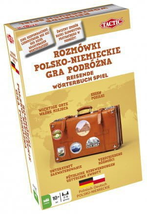 Rozmówki polsko-niemieckie Gra podróżna