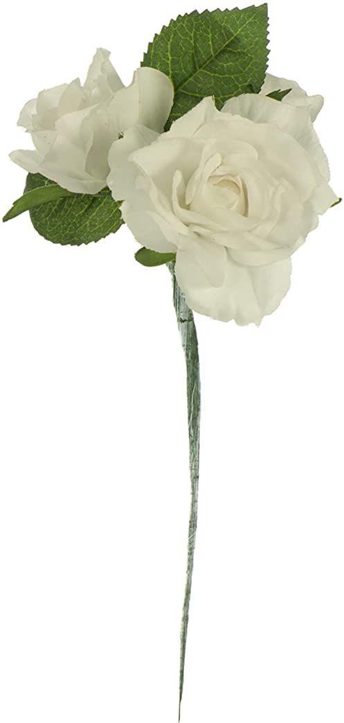 36 sztucznych róż