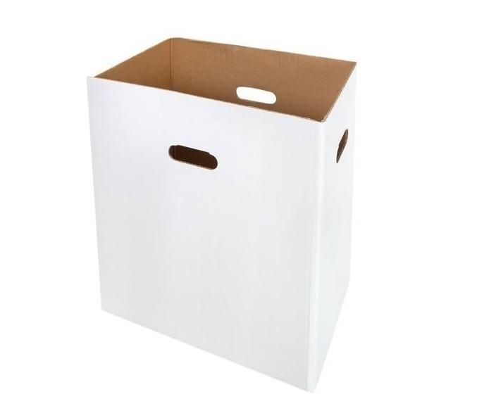 Pudełko kartonowe do niszczarki HSM Securio B32, AF500 - 1 szt.