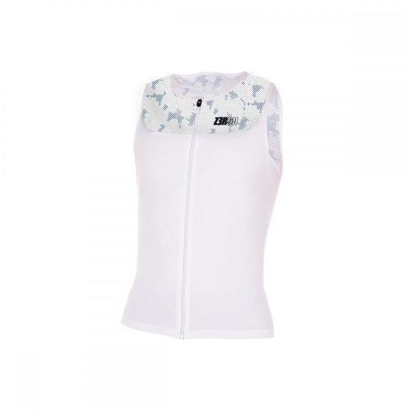 ZEROD Koszulka triathlonowa START TRISINGLET 2020 biała