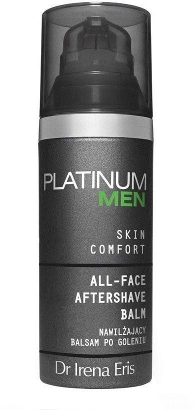 Dr Irena Eris Skin Comfort All-face Aftershave Balm Balsam nawilżający po goleniu 50 ml