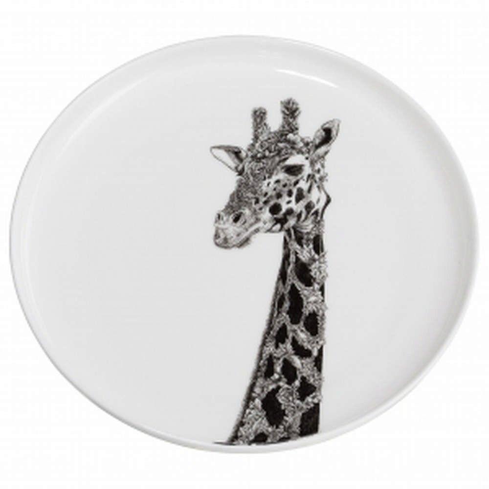 Maxwell & williams - marini ferlazzo - talerz, żyrafa afrykańska