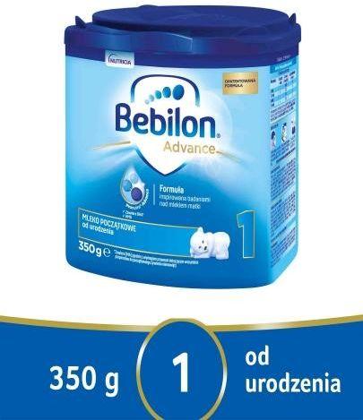 Bebilon 1 Pronutra Advance mleko początkowe od urodzenia 350 g
