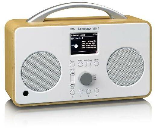 Lenco PIR-645 (biały) - Raty 10x0%