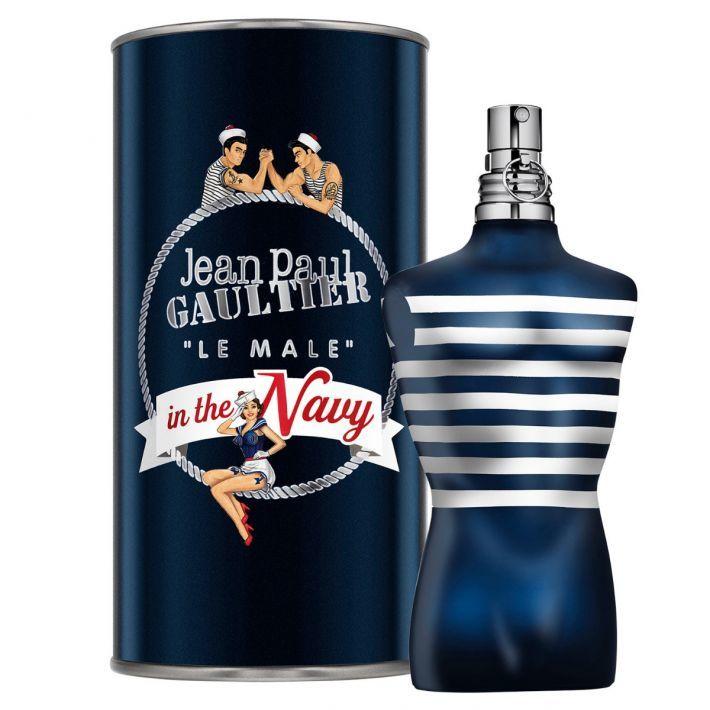 Jean Paul Gaultier Le Male In The Navy woda toaletowa - 125ml