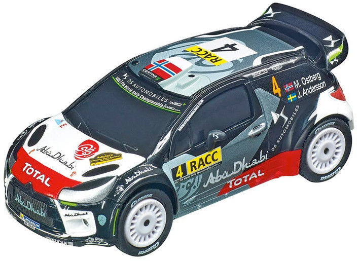 "Carrera GO!!! - Citroën DS3 WRC ""Citroën WRT, M.Ostberg"" 64156"
