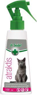 Dermapharm Dr Seidel Atraktis Preparat z Kocimiętką Dla Kotów 100 ml