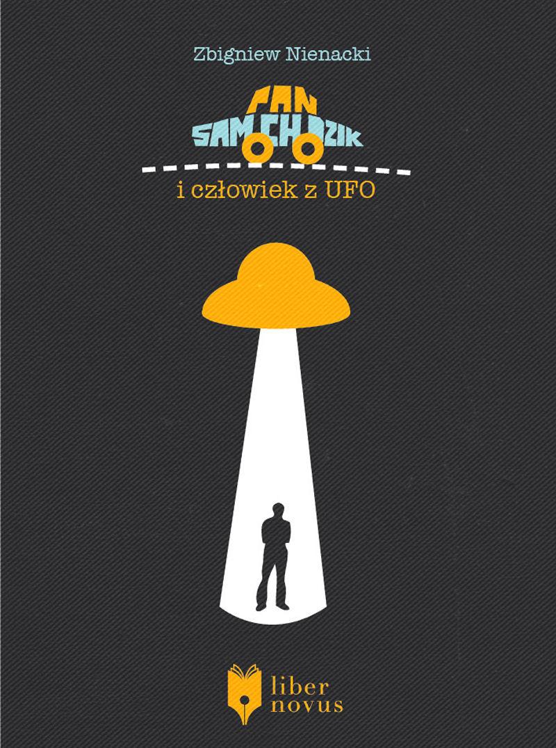Pan Samochodzik i człowiek z UFO - Zbigniew Nienacki - ebook