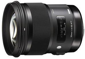 Obiektyw Sigma 50mm f/1,4 DG HSM Art (Nikon) + 3 lata gwarancji