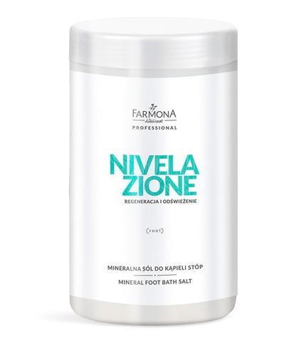 FARMONA Nivelazione Mineralna Sól Do Kąpieli Stóp - NIVELAZIONE SOL