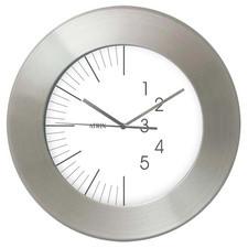 Zegar ścienny ze stali solid #3