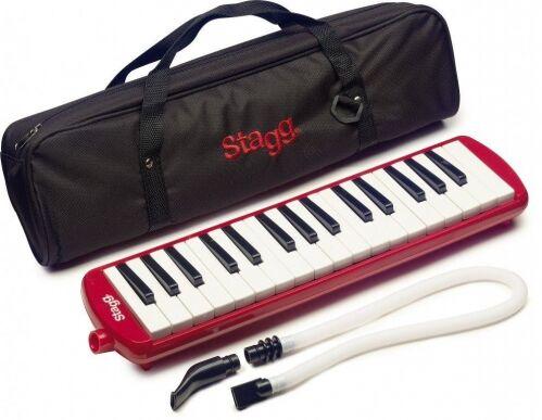 Stagg MELOSTA32 RD melodyka