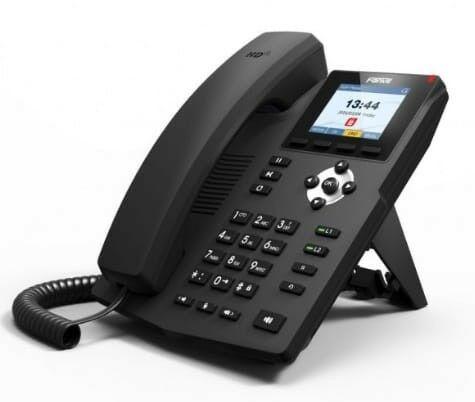 X3SP TELEFON IP, 2 X SIP, POE - FANVIL