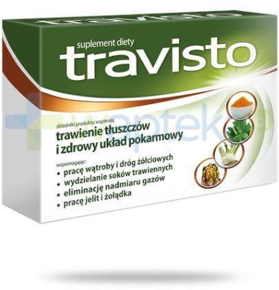 Travisto 40 tabletek