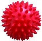 QMED piłka jeżyk czerwona 9 cm