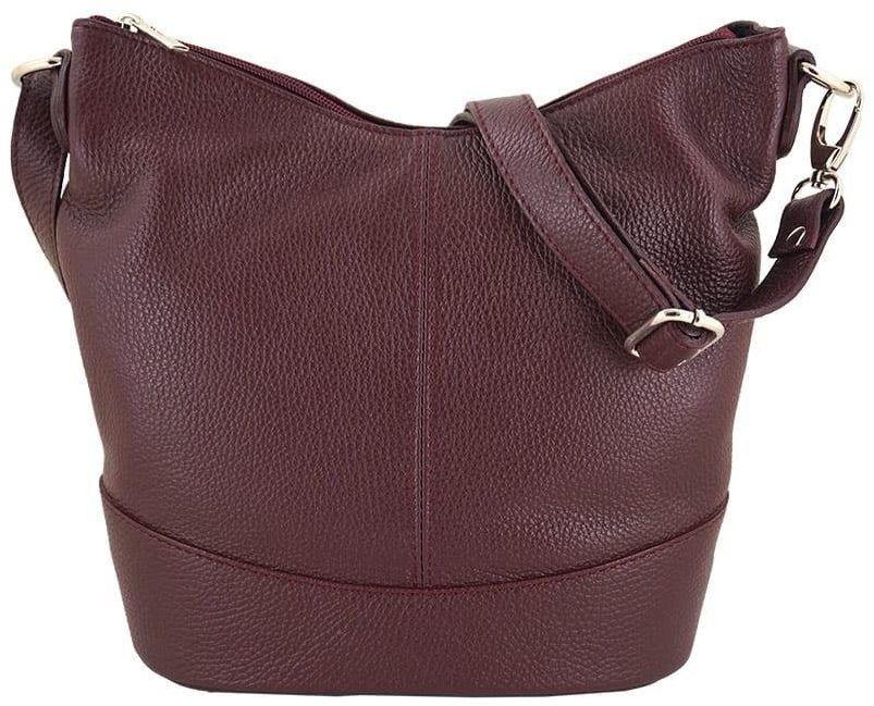 Modne torebki młodzieżowe - Barberini''s - Bordowa