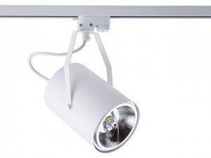 Lampa do szyno przewodu BIT PLUS WHITE w stylu nowoczesnym