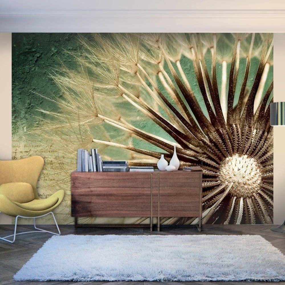 Fototapeta - focus on dandelion