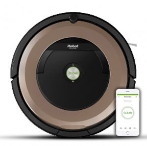iRobot Roomba 895 + BEZPŁATNA 3-letnia GWARANCJA - Zobacz i testuj robota na żywo w naszym sklepie w Warszawie lub wysyłka w 24h!