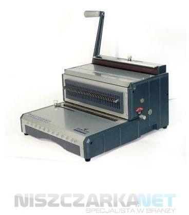 Bindownica elektryczna do grzbietów drutowych Argo D310
