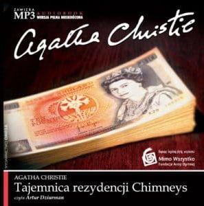 Tajemnica rezydencji Chimneys (CD mp3 audiobook) Agata Christie