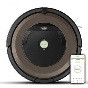 iRobot Roomba 896 + BEZPŁATNA 3-letnia GWARANCJA - Zobacz i testuj robota na żywo w naszym sklepie w Warszawie lub wysyłka w 24h!