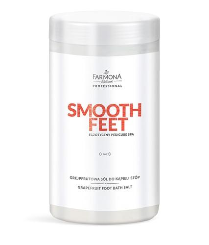 FARMONA Smooth Feet Grejpfrutowa Sól Do Kąpieli - SMOOTH FEET SÓL