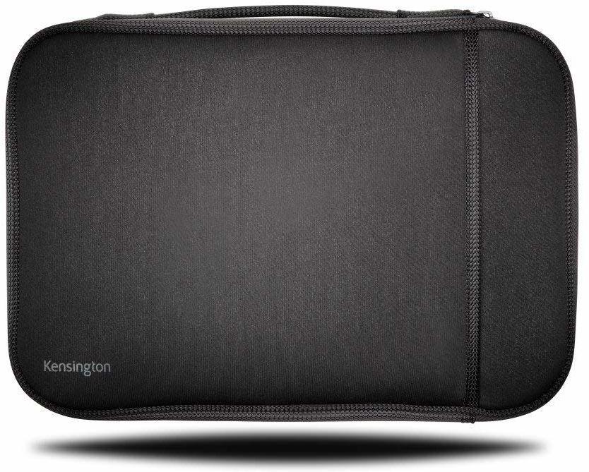 Kensington Miękka torba uniwersalna, neoprenowa torba na laptopa 11,6 cala, takich jak MacBook Air, HP Laptop, Dell Laptop, ChromeBook, Microsoft SurfaceBook, notepad i tablety, K62609WW