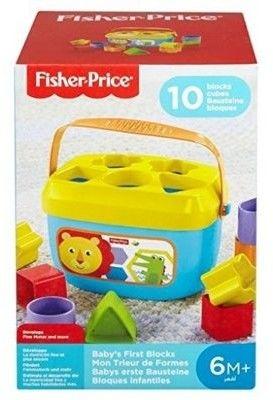 Fisher Price - Pierwsze klocki Malucha FFC84