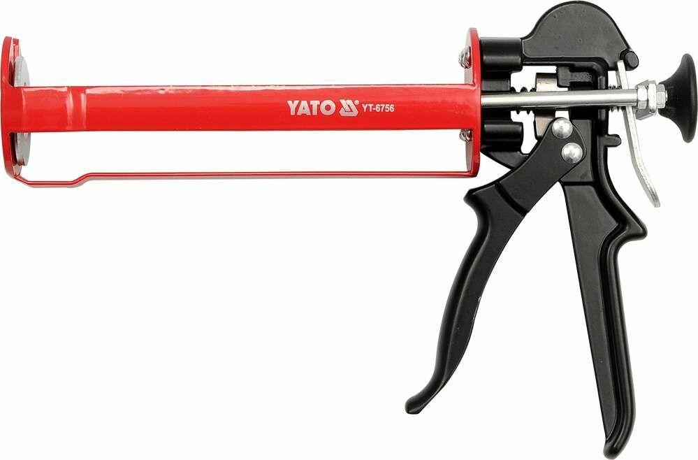 Wyciskacz do mas gęstych 216x60 mm Yato YT-6756 - ZYSKAJ RABAT 30 ZŁ