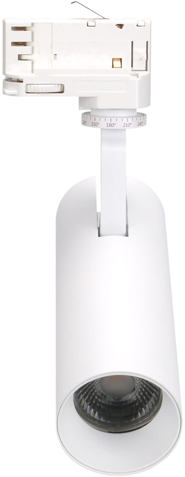 Reflektor do szynoprzewodu Shinemaker ściemnialny biały S0015 Maxlight
