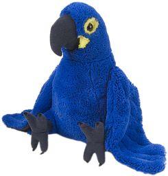 Wild Republic pluszowy Niebieski Ara papug, Cuddlekiny, pluszowe zwierzątko, 30 cm