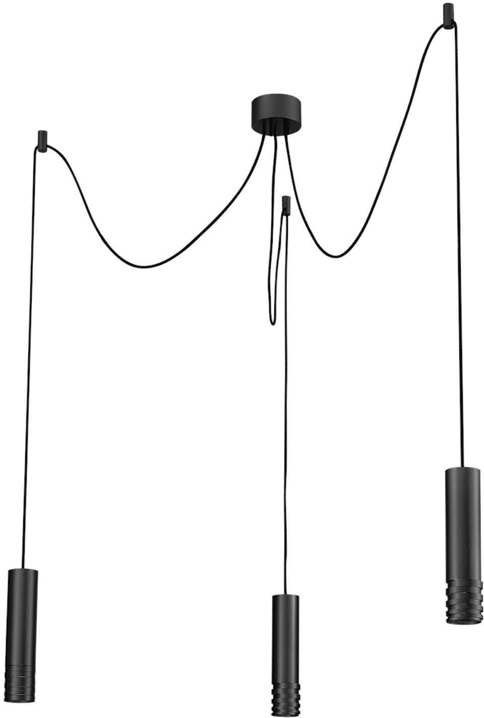 Lampa wisząca Locus L 3 AZ3402 - AZzardo
