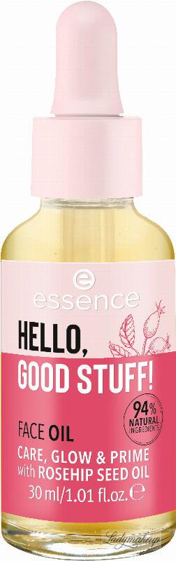 Essence - HELLO, GOOD STUFF! Face Oil - Pielęgnacyjny olejek do twarzy - 30 ml
