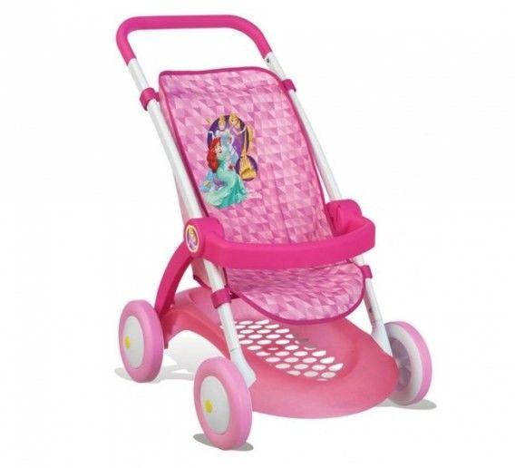 Smoby - Disney princess spacerówka 254011