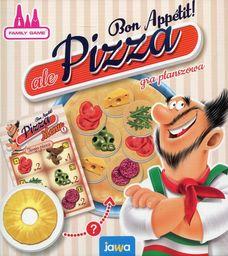 Ale Pizza Bon Appetit! Gra planszowa ZAKŁADKA DO KSIĄŻEK GRATIS DO KAŻDEGO ZAMÓWIENIA