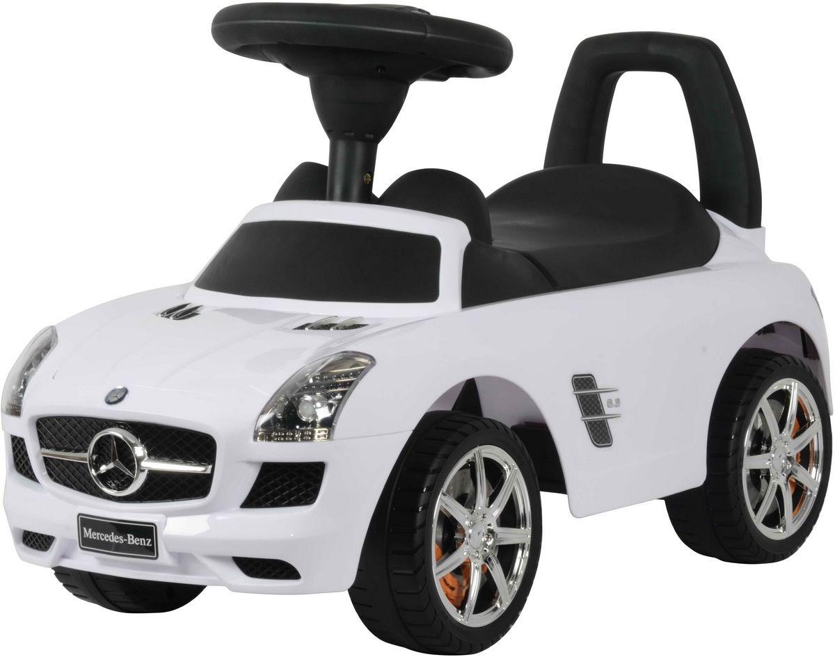 Jeździk Buddy Toys BPC 5110 Mercedes Benz SLS , biały