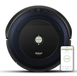 iRobot Roomba 695 + BEZPŁATNA 3-letnia GWARANCJA - Zobacz i testuj robota na żywo w naszym sklepie w Warszawie lub wysyłka w 24h!