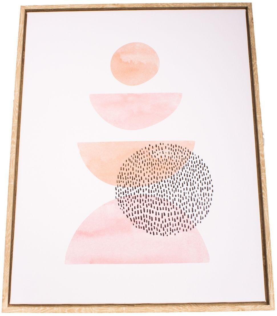 Obraz na płótnie w ramie Modern, 40 x 50 cm