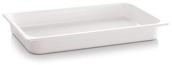 Pojemnik GN 1/1 gł. 10 cm z melaminy biały