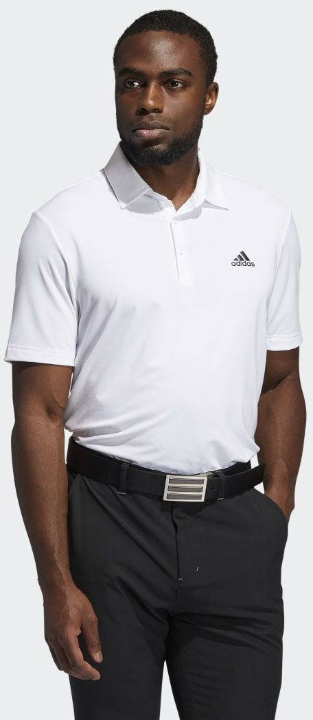 Adidas Ultimate365 Solid Left Chest Polo Shirt