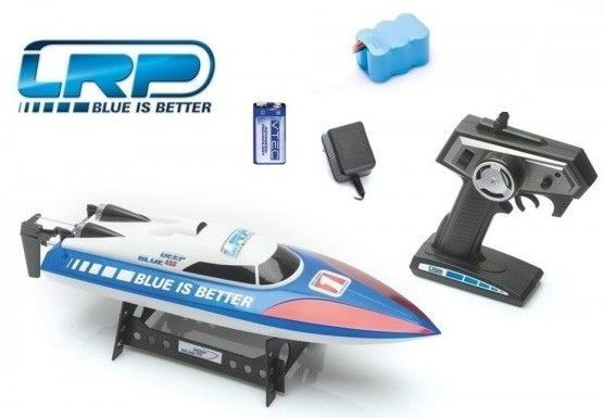 LRP: Łódka motorówka Deep Blue 450