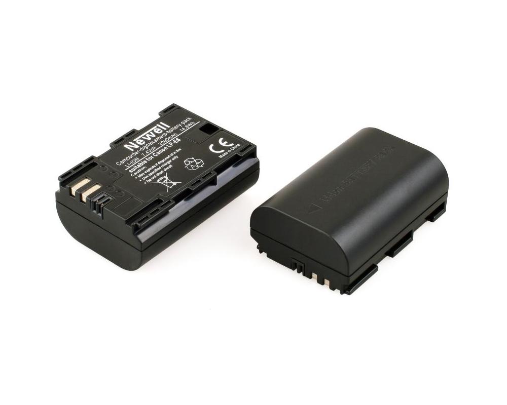 Newell LP-E6 - akumulator / zamiennik do Canon / 2000mAh Newell LP-E6 / 2000mAh