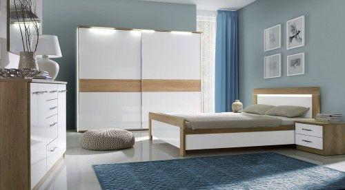 Łóżko Manhattan