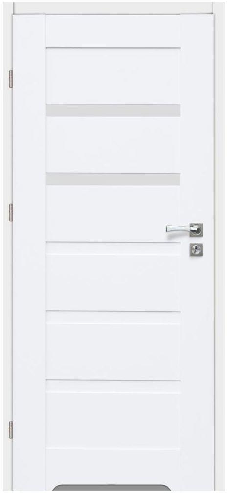 Skrzydło drzwiowe ETNA Białe 80 Lewe ARTENS